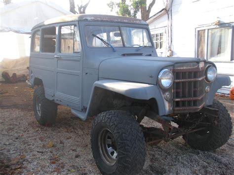 autoexpress 1951 willys wagon