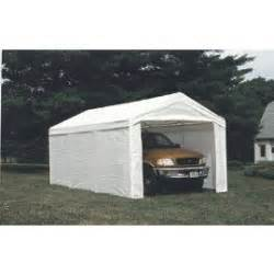 Canopy Factory Canopy Factory 10 Ft X 20 Ft Canopy Enclosure Kit