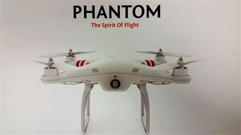 Drone Phantom how to assemble a phantom 1 drone