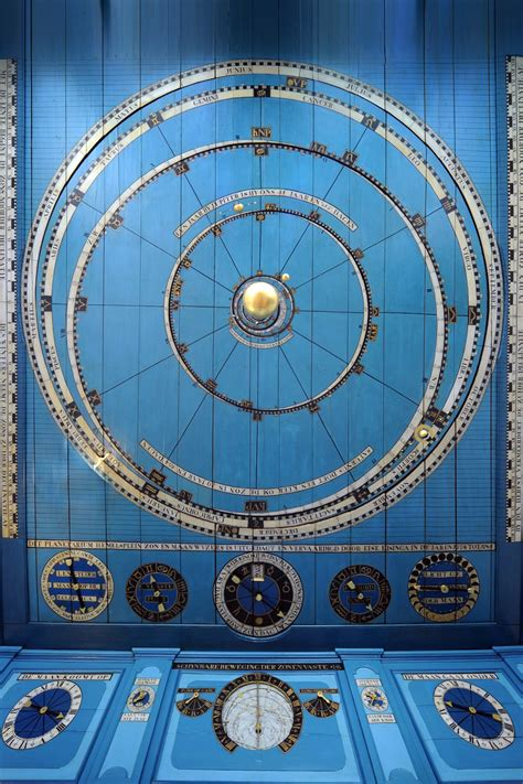 Planetarium Plafond by Planetarium Museum Federatie Fryslan