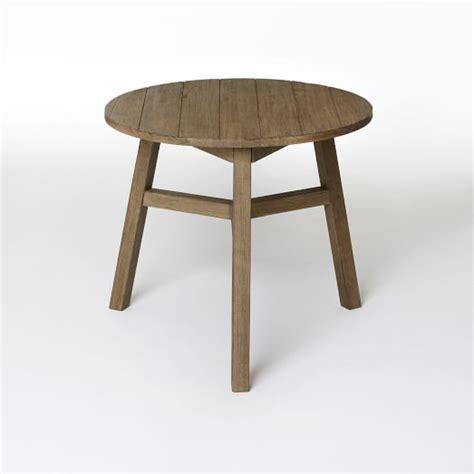 elm bistro table jardine bistro table driftwood elm