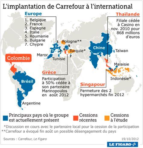 si鑒e social de carrefour carrefour c 232 de sa filiale en colombie pour 2 milliards
