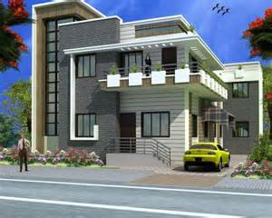 3d Home Architect Design Deluxe 8 by Independent House Elevation Designs In India House