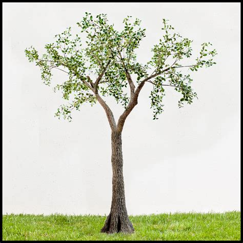 Faux Tree - artificial oak tree large outdoor artificial trees
