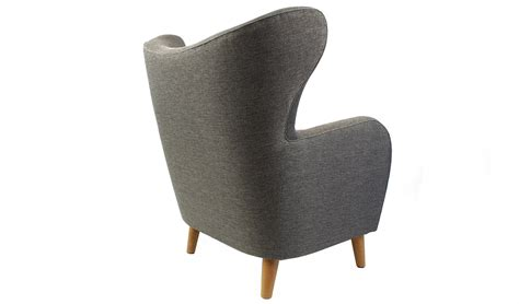 Soho Armchair by Soho Armchair Grey Altassina