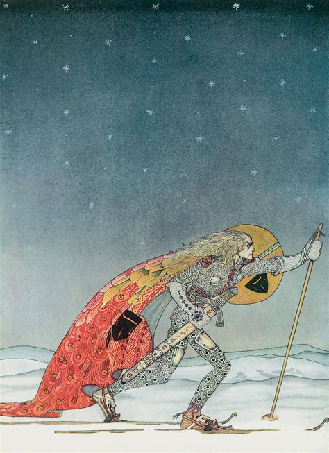 kay nielsen east of kay nielsen old tales from the north library 064 klatmagazine