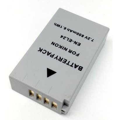 baterai kamera nikon 1 j5 en el24 jakartanotebook