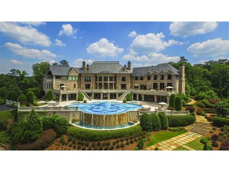 Perry House by Perry S 25 Million Atlanta Estate Is Still Available The Buzz