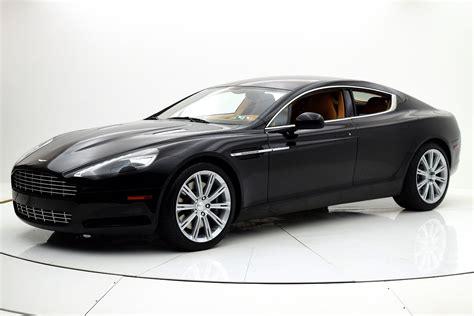 2011 Aston Martin Rapide Price Used 2011 Aston Martin Rapide For Sale 89 880 Fc