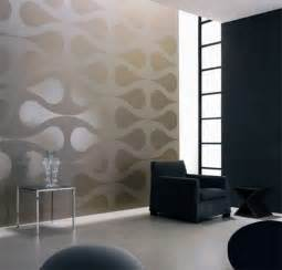 Shapes clean look modern designer pattern stencil for walls decor