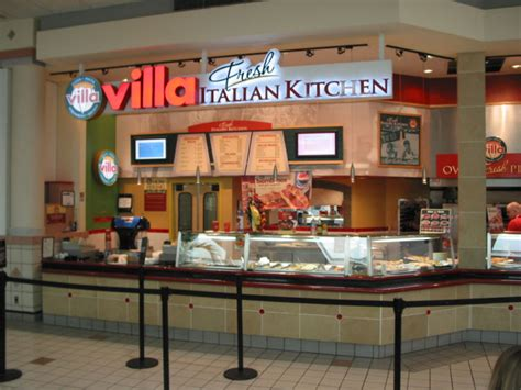 Villa Italian Kitchen by The Signage Of Negative Space Villa Fresh Italian Kitchen