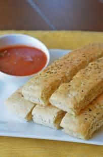 Parmesan Breadsticks Pizza Hut