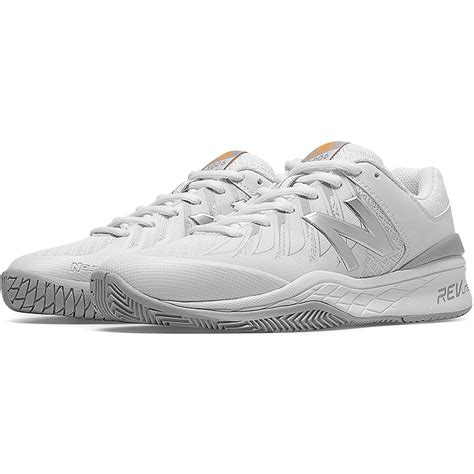 new balance wc 1006 d wide s tennis shoe white silver