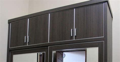 desain lemari kreatif kreasi desain almari baju alumunium minimalis kreatif