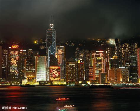 curtain city hong kong 香港夜景摄影图 国内旅游 旅游摄影 摄影图库 昵图网nipic com