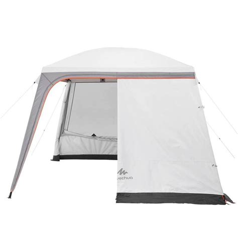 decathlon gazebo pavillon fresh 3x3 m wei 223 decathlon deutschland