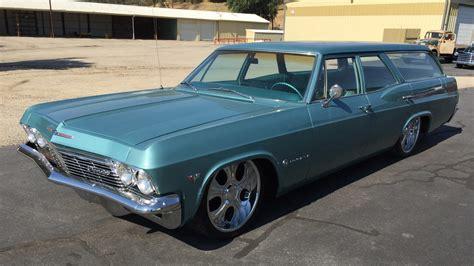 1965 chevrolet impala station wagon 1965 chevrolet impala wagon t29 monterey 2015
