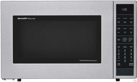 Microwave Second sharp microwave convection usa