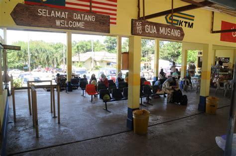 stesen keretapi gua musang wikipedia bahasa melayu
