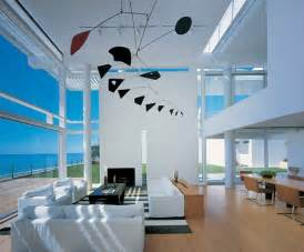 Houses With In Suite Modern House With White Exterior Paint By Richard