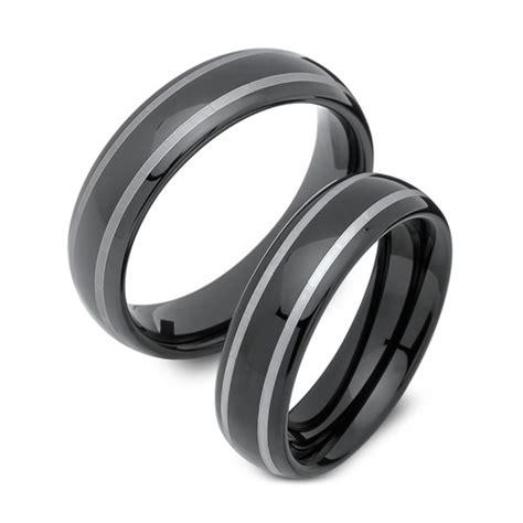 eheringe wolfram schwarze trauringe aus wolfram robust g 252 nstig