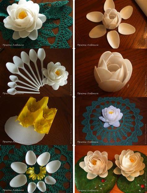 imagenes de flores reciclables 20 plantas hechas con material reciclable que son