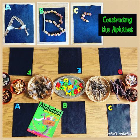 Letter Inquiry Kindergarten Inquiry Spaces And Wondering Places Creating A Community
