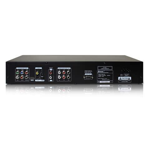 format video karaoke acesonic dgx 218 hdmi multi format karaoke player open box