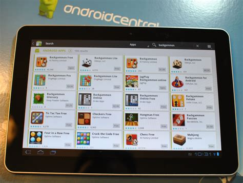 free apps for android tablet the best free backgammon apps on android tablets android central