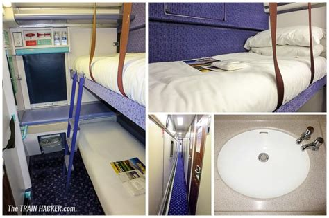 Caledonian Sleeper Berth by Caledonian Sleeper Discount Code 1 3 Cheap Tickets