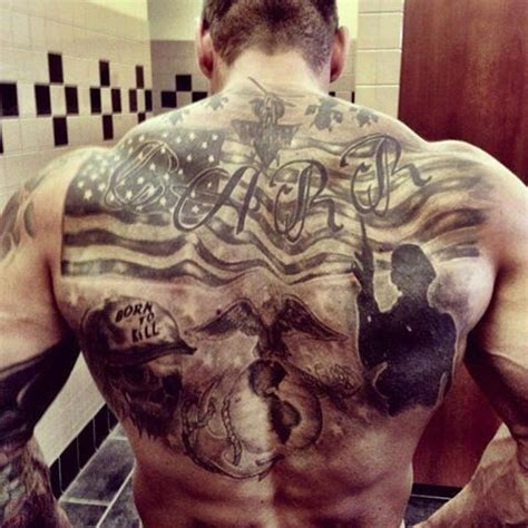 quarter sleeve tattoo marine corps 17 best images about usmc tattos on pinterest army