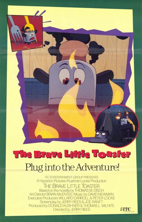 le avventure piccolo tostapane the brave toaster magical reviews