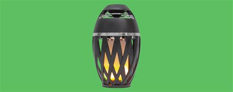 bluetooth speaker review party   tiki torch