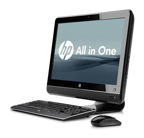 badabings hp compaq 6000 pro all in one business