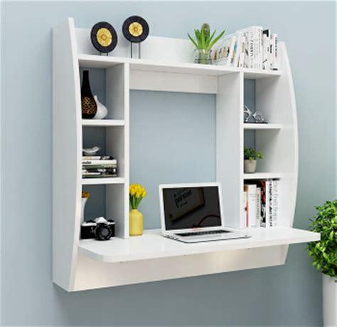 Hanging Shelf Desk by Aliexpress Buy Multi Function Computer Desk On The