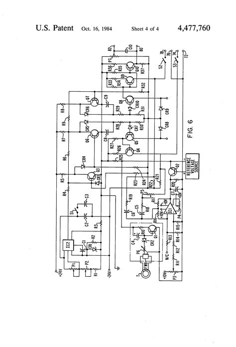 patent us4477760 continuous pole litude modulated