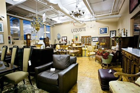 second furniture stores in toronto of things past