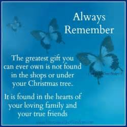 the greatest christmas gift is family and friends quote
