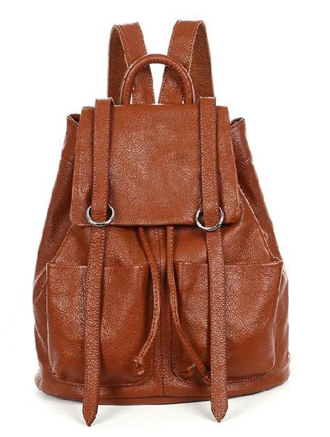 leather backpack purses black leather backpack purse canvas rucksack backpack bagswish