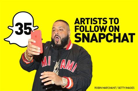 How To Find To Follow On Snapchat 35 Artists To Follow On Snapchat