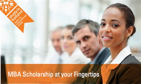 Mba Scholarship In Australia 2015 by Netherlands Fellowship Programme Mba Scholarship