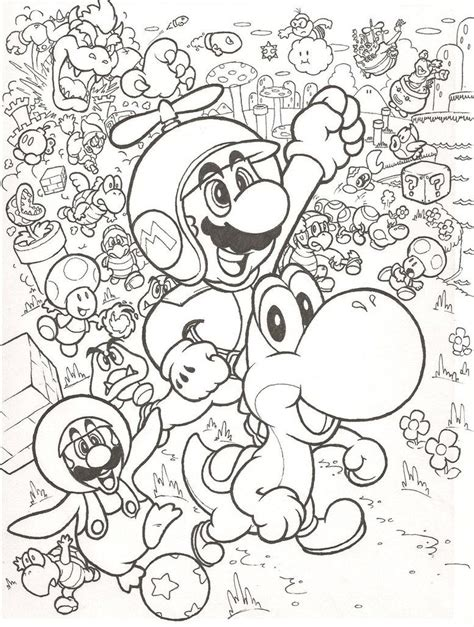 coloring pages mario super mario bros characters coloring pages coloring home