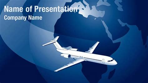 Airline Powerpoint Templates Airline Powerpoint Backgrounds Templates For Powerpoint Airline Powerpoint Templates