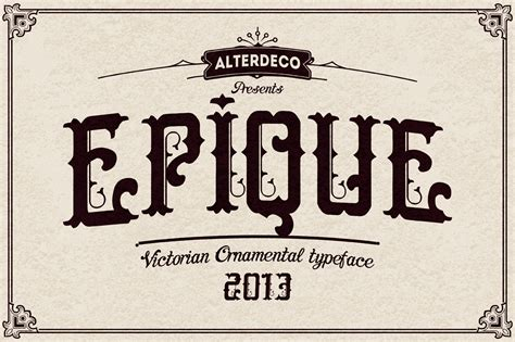 Appeton Di Century epique typeface display fonts on creative market