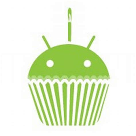 a look into android evolution cupcake jelly bean