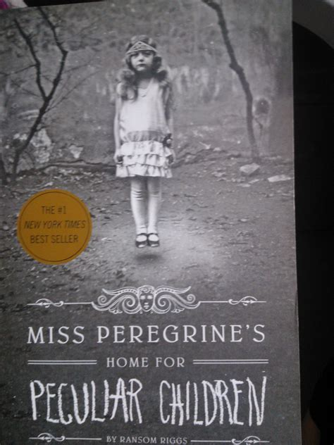 time to talk about books miss peregrine s home for