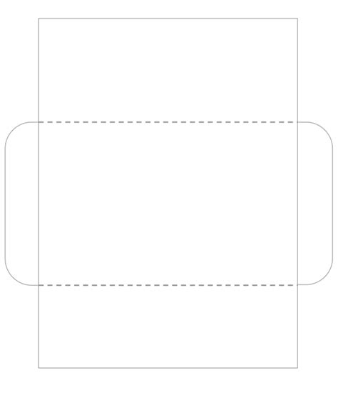 plain envelope template simple diy envelopes and a cool photo version