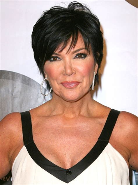 Kim Kardashian Mom Hairstyles | wait how did these two become bff kris jenner jenners