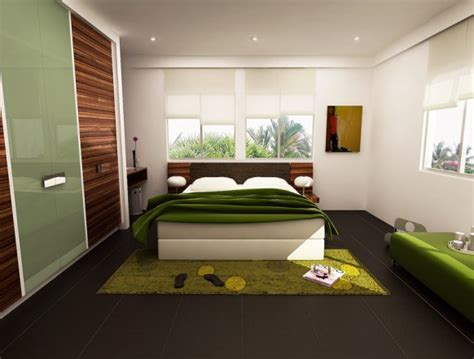 green bedroom colors peaceful green color bedrooms ideas for modern home
