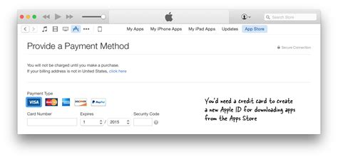 how to make a app store account without credit card how to create an apple id for itunes without credit card